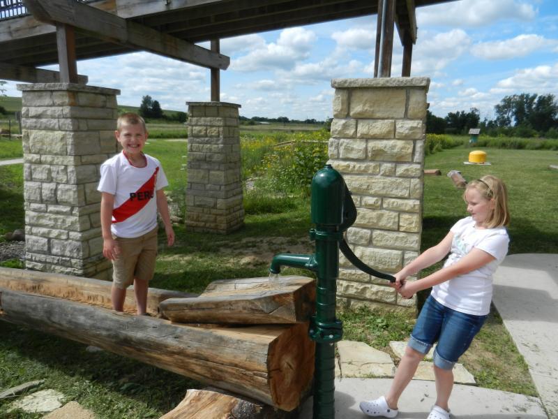 Farm pump